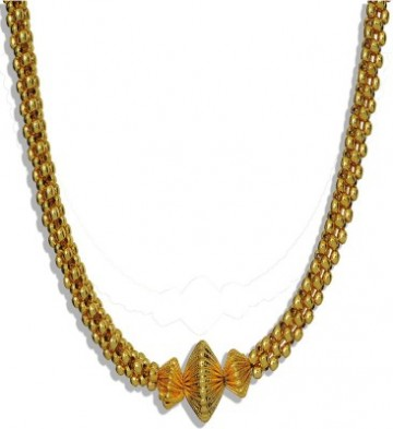 Womens Trendz Crystal Yellow Gold Plated Alloy Necklace Set